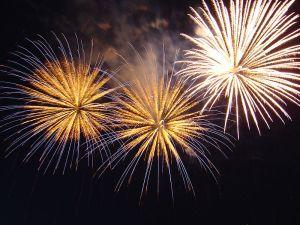 Fireworks - celebrate!